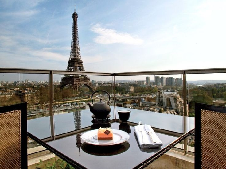 Stay at the Shangri-La Hotel, Paris: Shangrila Hotels, Teas Time, Favorite Places, Eiffel Towers, Coff Time, The View, Breakfast For Two, Afternoon Teas, Paris Hotels