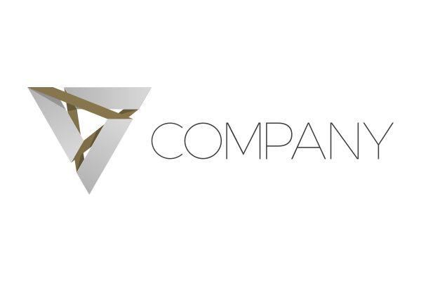 25 best triangle logo trending ideas on pinterest logos