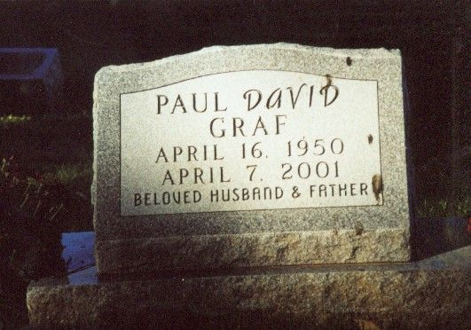 """Paul David Graf - Actor. He is best remembered for his role as 'Officer Eugene Tackleberry' in the """"Police Academy"""" series of movies."""