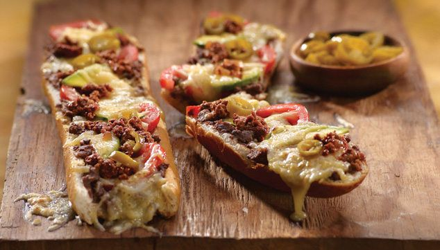 MOLLETES | Chef Oropeza | Fiesta! | Pinterest
