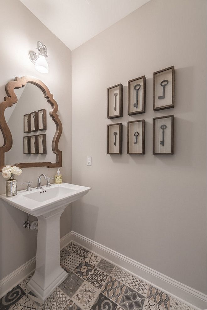 Best 32 Best Images About Beautiful Powder Rooms On Pinterest 400 x 300