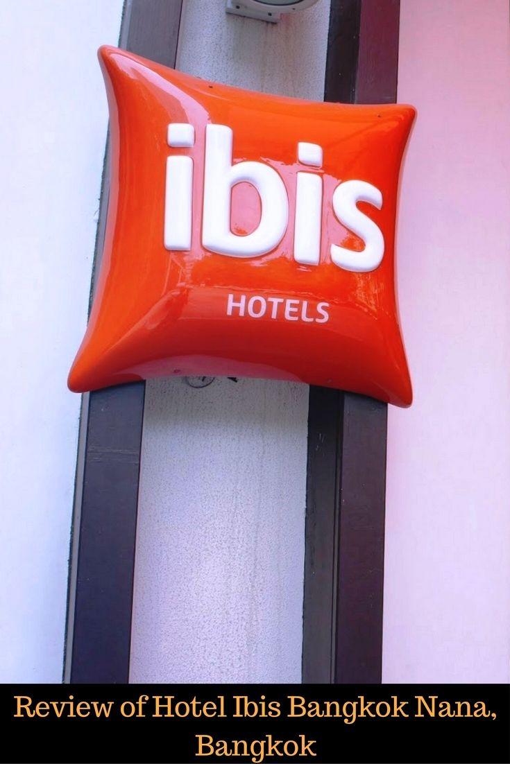 Hotel Ibis Bangkok Nana, Bangkok, Thailand