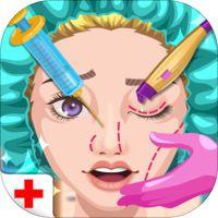 Princess Face Plastic Surgery Simulator Makeover Doctor Salon & Fun Surgeon-Fashion Makeup Party de Tap Tap Pocket Games
