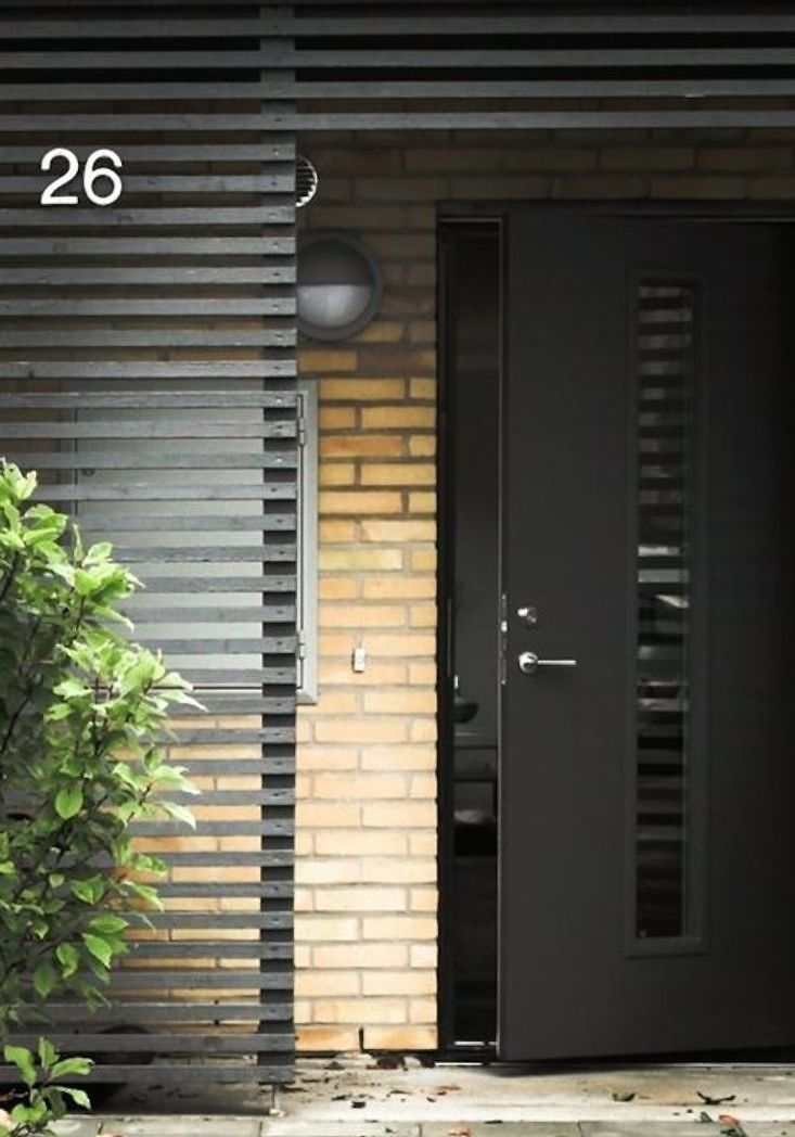 Fence Fashion: 11 Ways to Add Curb Appeal with Horizontal Stripes