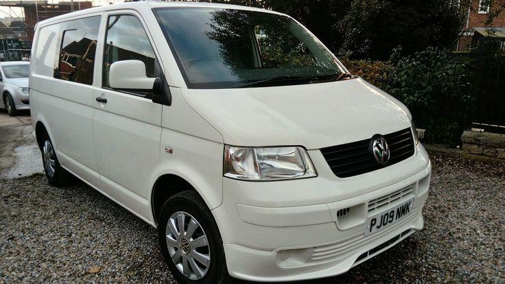eBay: VW T5 transporter Kombi / Multivan / Campervan - tailgate and air con - 6 seats #vwcamper #vwbus #vw