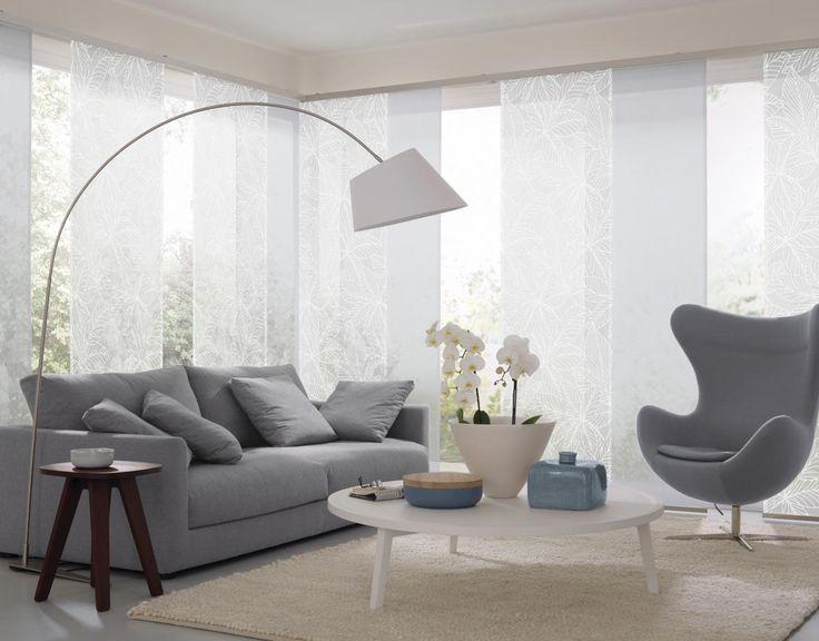 Die besten 25+ Gardinen wohnzimmer Ideen auf Pinterest | Deko ...