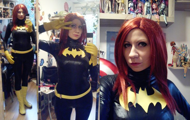 Batgirl instant cosplay