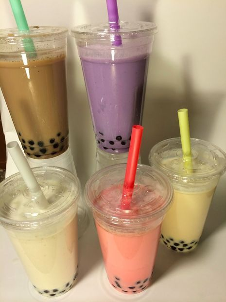 Picture of How to make bubble tea