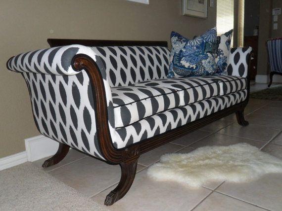 20 best My Duncan Phyfe Sofa Ideas images on Pinterest Duncan
