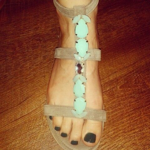 Happy sandal #summer