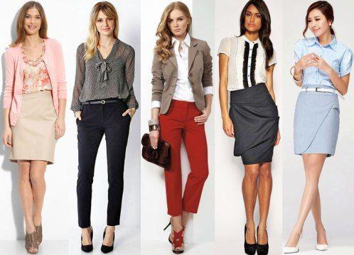 Деловой стиль строго соблюдается в крупных компаниях, но и в мелких стоит придерживаться определенного дресс-кода. Как одеваться на работу.