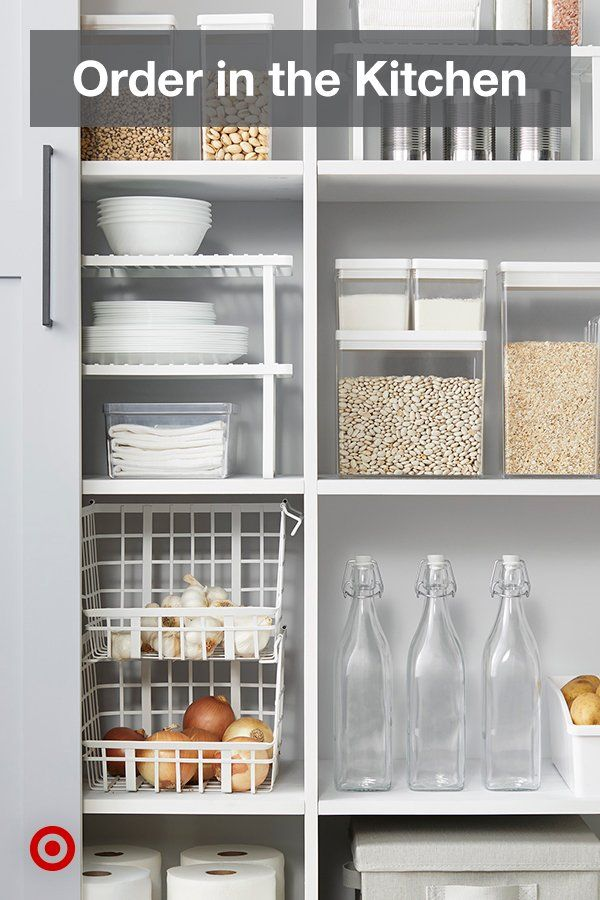 Organize Your Kitchen On A Budget With Our Latest Modular Storage