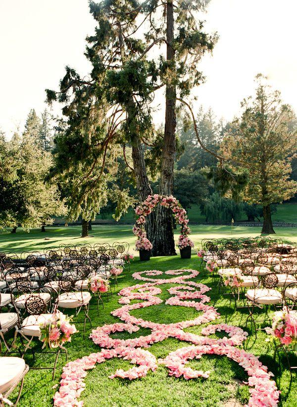 1016 best Gorgeous Wedding Aisles images on Pinterest | Weddings ...