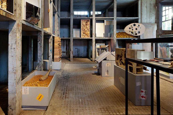 Casa Scaffali, Todd Williams e Billie Tsien, Arsenale di Venezia, 2012