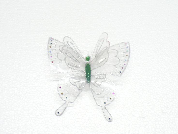 mariposa de botella