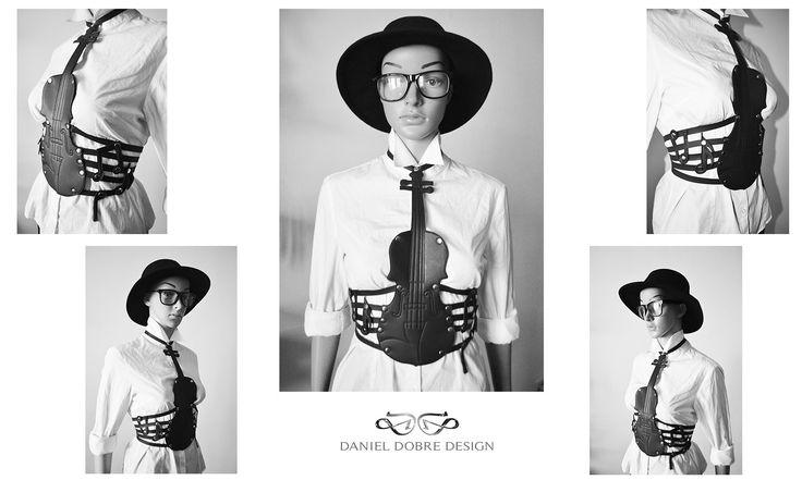 Violin harness by Daniel Dobre