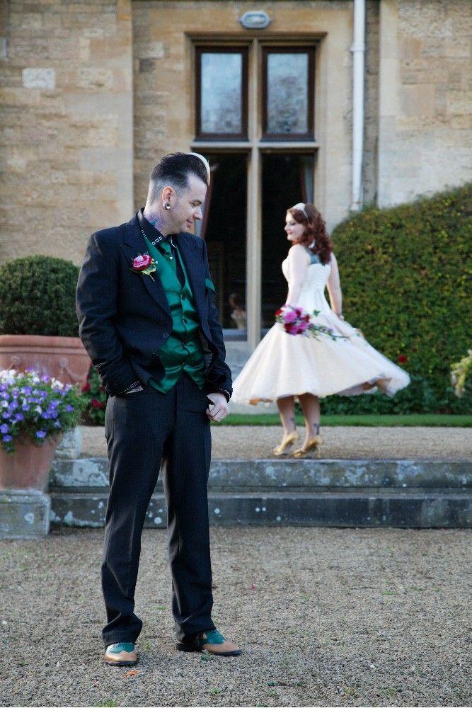 41 best Rockabilly Wedding Ideas images on Pinterest Marriage