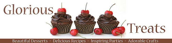 Ok, have pinned so many of these recipes and ideas that I am posting the entire blog site! Kudos to GLORIOUS TREATS!