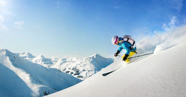 156€   -40%   #Italien/Südtirol - 4 Tage #Skivergnügen inkl. #Skipass & #Wellness