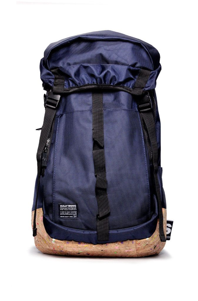 Corcho Backpack Navy
