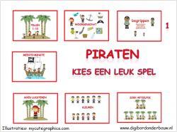 Digibordles piraten: 7 verschillende spelletjes op digibordonderbouw.nl http://digibordonderbouw.nl/index.php/themas/piraten/piraten/viewcategory/366