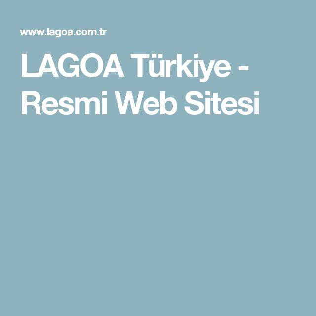 LAGOA Türkiye - Resmi Web Sitesi