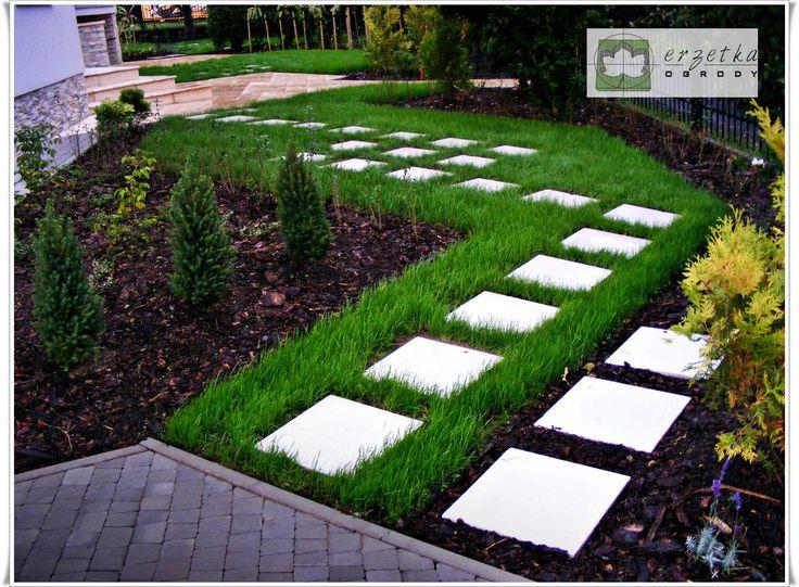 Zdjęcia z realizacji ogrodów   Ogrody Rzeszów - Pracownia Architektury Krajobrazu ERZETKA