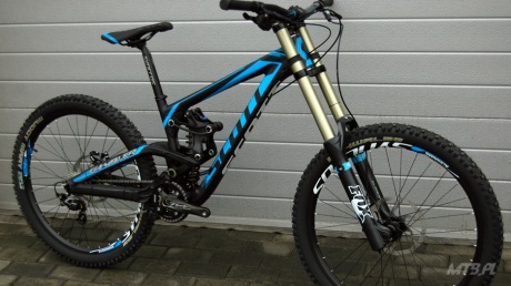 #Scott Gambler 20 2013 #Brendog DH Bike #Scott11 ride this stuff    Brendan Fairclough dosiada nowej wersji kultowego Scotta Gamblera. Oto, co my o nim sądzimy.