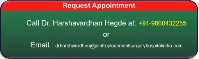 Dr. Harshavardhan Hegde the leading Orthopaedic Surgeon Delhi India known for Rich Experience & Expertise