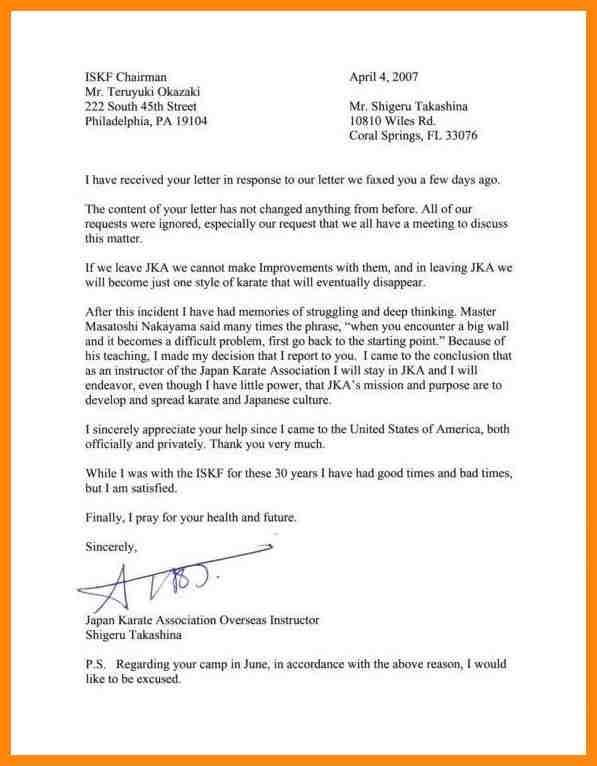 Pin by Template on Template | Resignation letter, Lettering ...