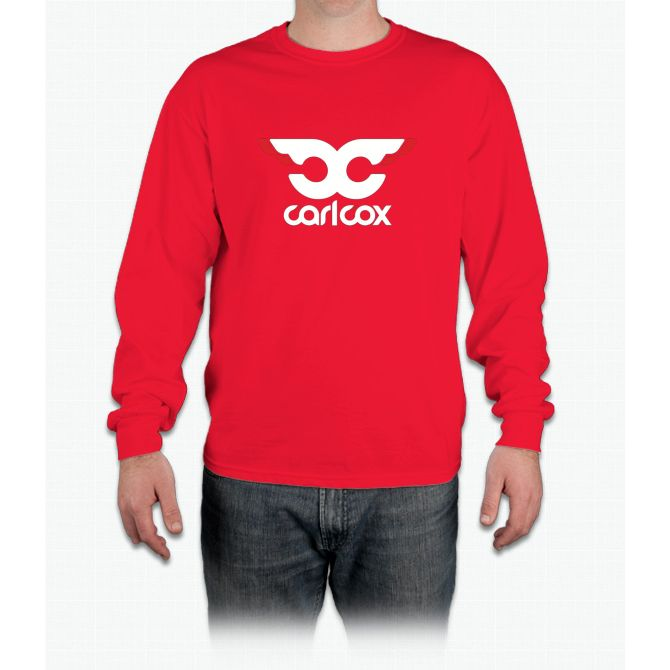 Dj Carl Cox Long Sleeve T-Shirt