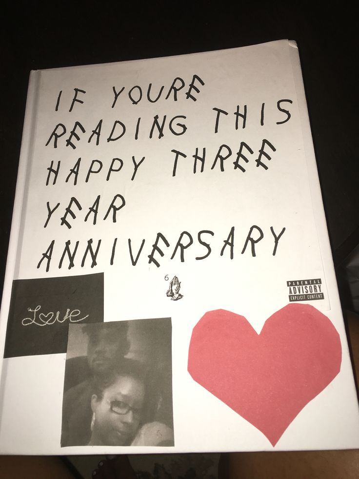 Anniversary Gift For The Boyfriend Music Scrapbook I Purchased A Blank Book