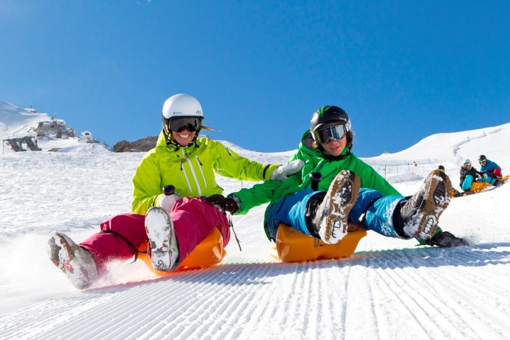 You'll remember fun time with your family in Zugspitze, playing together in snow. http://www.muenchen.de/int/en/culture-leisure/sport-fitness/wintersports.html Image Courtesy: München Tourismus