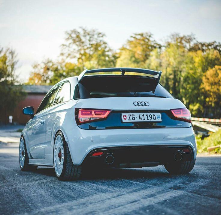 Audi A1 custom