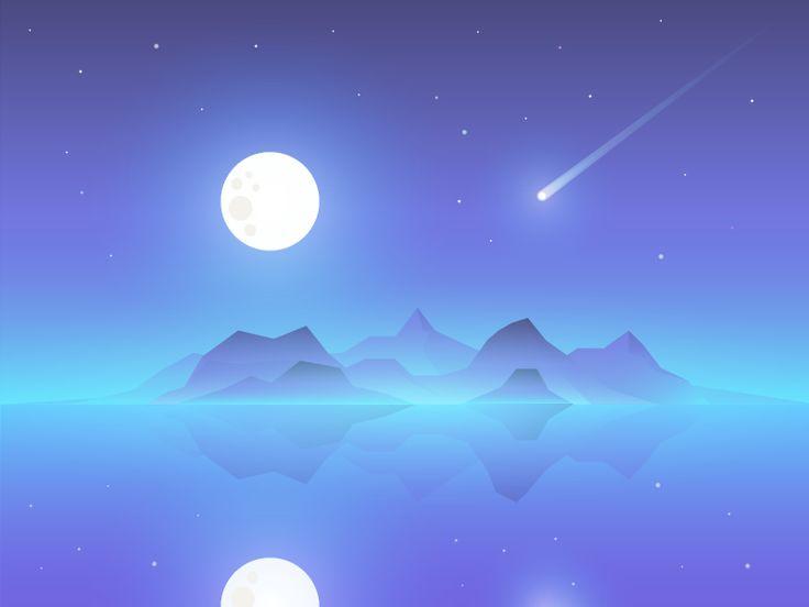 Comet by Lars Lundberg