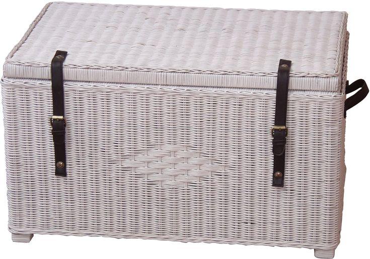 Home affaire Sitz- und Wäschetruhe weiß Jetzt bestellen unter: https://moebel.ladendirekt.de/dekoration/aufbewahrung/truhen/?uid=d715ad97-d14c-56b4-814d-0adf2b6ad8cb&utm_source=pinterest&utm_medium=pin&utm_campaign=boards #truhen #aufbewahrung #dekoration
