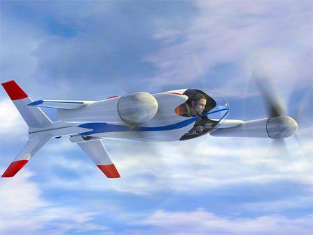 Nasa PUFFIN – Personal Electric Air Vehicle