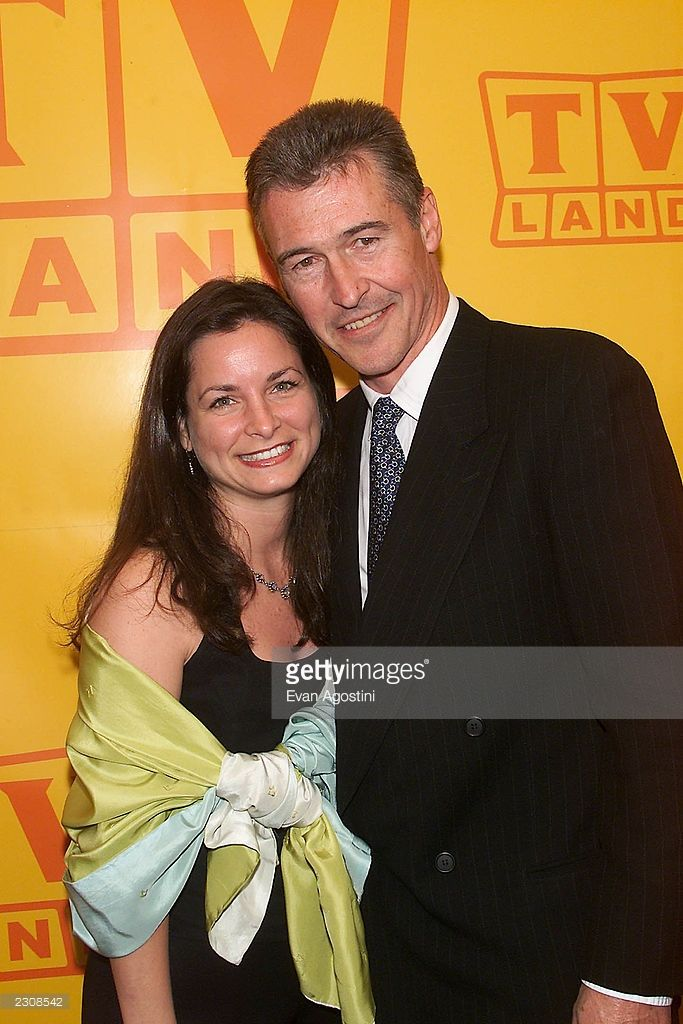 Randolph Mantooth (Emergency) with his wife at the TV Land fifth anniversary celebration in New York City. . Photo: Evan Agostini/ImageDirect