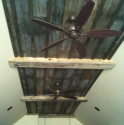Barn Wood Ceiling Fan : Best images about living room great on pinterest