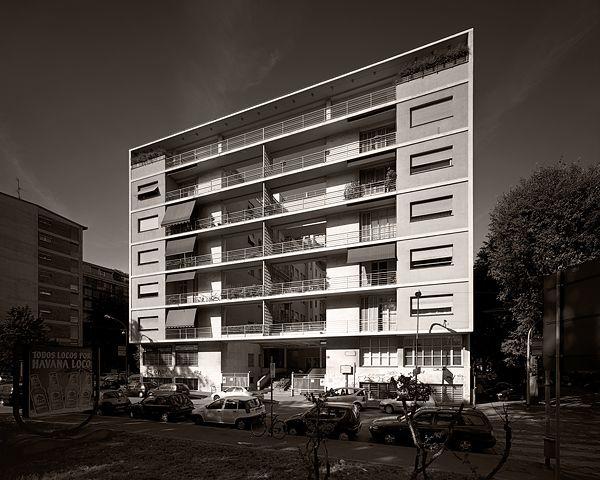Milan Architecture - Novecento Milanese