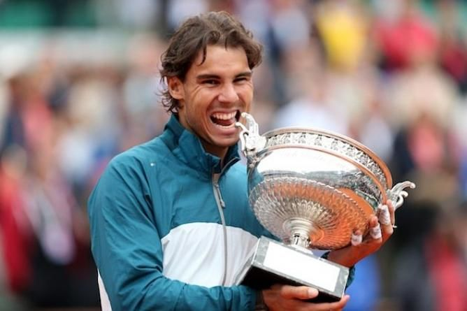 Rafael Nadal thanks support staff for his French Open win