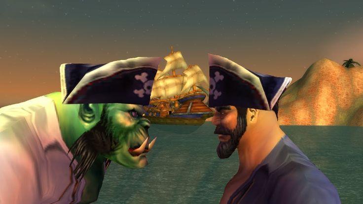 Boss of the Caribbean:Episode 1 #worldofwarcraft #blizzard #Hearthstone #wow #Warcraft #BlizzardCS #gaming