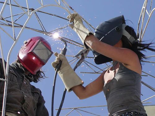 How to weld!: