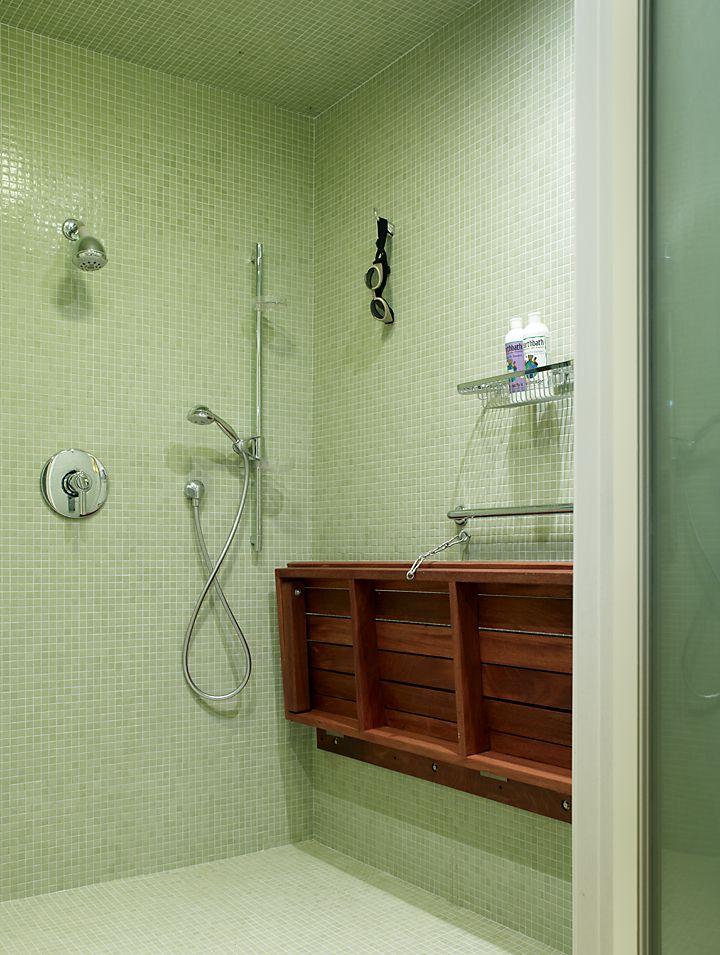 282 best House shower ideas images on Pinterest | Bathroom remodeling,  Concrete bathtub and Poured concrete