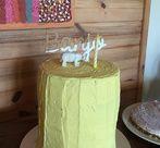 Arlo and Co Custom Cake Topper