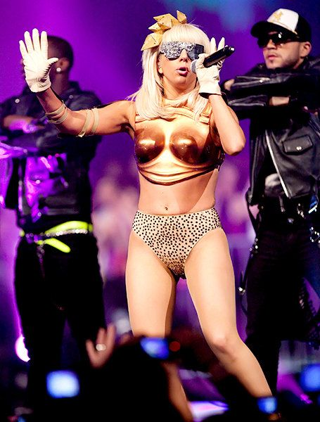 Lady Gaga's 120 Most Outrageous Outfits