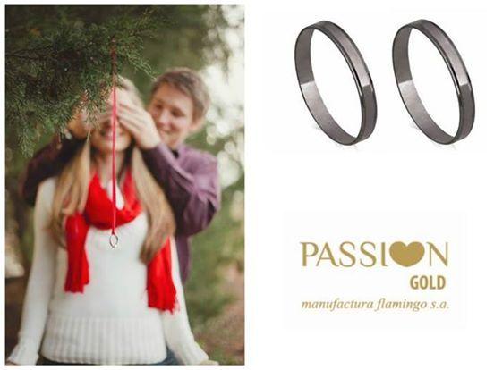 Que tal uma surpresa PASSI♥N GOLD?  Alianças de Casamento Passi♥n Gold
