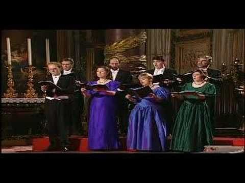 ▶ Giovanni Pierlugi da Palestrina (1524-1594) Nunc Dimittis chanté par The Tallis Scholars  - YouTube
