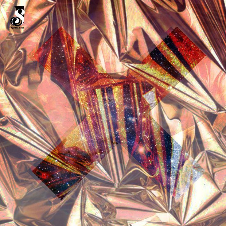 The xx Spotify playlist cover by Jyotika Sofia