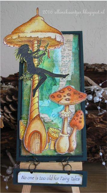 Art Journey Design-team: Fungus Fairy Tales